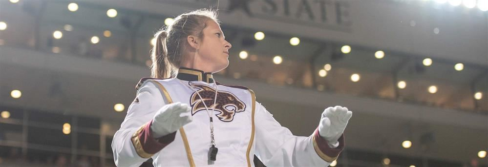 "Former Johnson Band Student Speaks About ""Music's Impact"" in a Video from Texas State University"