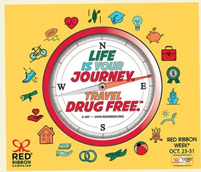2018 Red Ribbon Week Theme