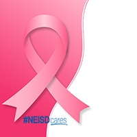 pink ribbon for breast cancer awareness