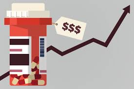 Medication price increases