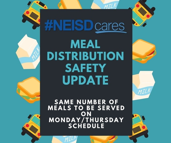 meal distribution safety update